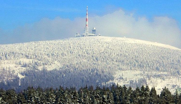 Brocken im Harz