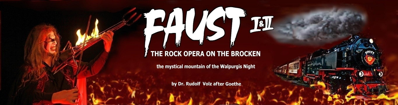 Faust Rock Opera Brocken