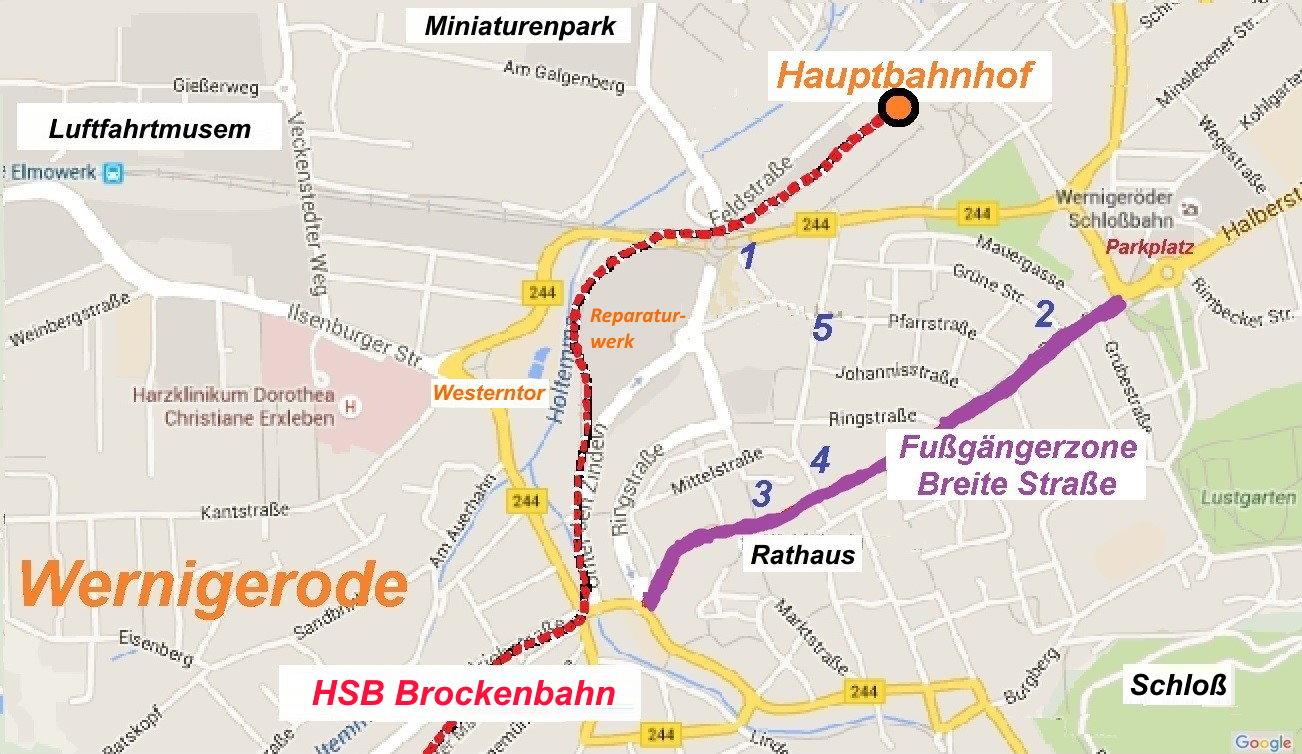 HSB Harzer Schmalspurbahnen